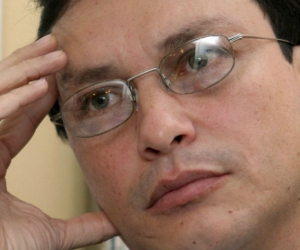 Carlos Caicedo Omar.