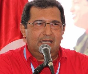 Adán Chávez, hermano del fallecido Hugo Chávez.
