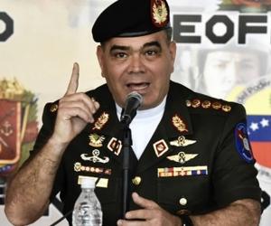 Vladimir Padrino López, Ministro de del Poder Popular para la Defensa.