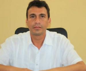 Julio David Alzamora Arrieta, secretario investigado.
