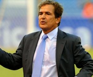 Jorge Luis Pinto, técnico colombiano hoy seleccionador de Honduras.