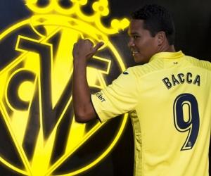 Carlos Bacca nuevo jugador del Villareal