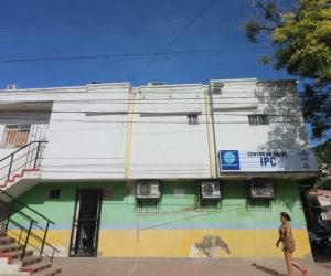 El Centro de Salud La Candelaria fue cerrado por varias horas.