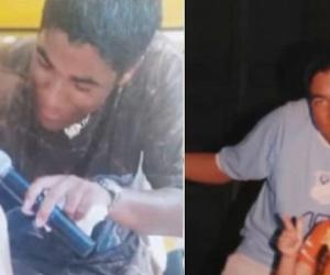 Katrinalieh Morales, y su padre, el fallecido cantante Kaleth Morales.