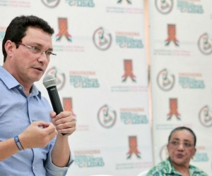 Carlos Caicedo, precandidato presidencial.