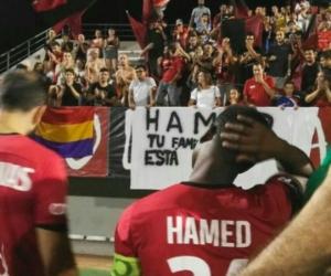 Hamed Sako, jugador marfileño que fue esclavo