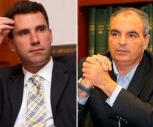 Juan Pablo Díaz Granados y Mauricio Iragorri