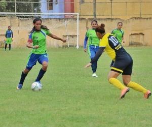 El fútbol femenino se ha destacado durante el torneo de los Juegos Regionales