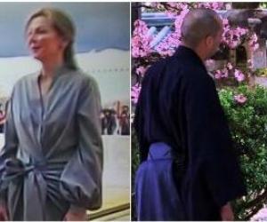 Meme por el vestido de la primera dama