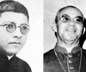 El sacerdote Pedro María Ramírez Ramos y el obispo de Arauca Jesús Emilio Jaramillo Monsalve fueron hoy beatificados por el Papa Francisco.