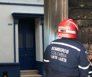 Lugar donde se presentó la emergencia.