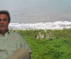 Carlos Francisco Díaz Granados, director de Corpamag.