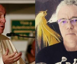 Papa Francisco y 'Popeye'.