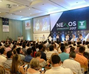 Precandidatos presidenciales debatieron en el marco del Congreso  Nacional de Comerciantes 2017 en Santa Marta.