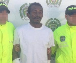 David Barbosa Arrieta fue capturado el 5 de enero del 2017.