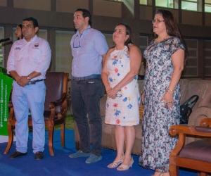 El Programa de ingeniería Industrial de la Universidad del Magdalena conmemoró los 18 años de labor académica.