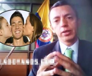 Candidato al senado Yobany Orozca