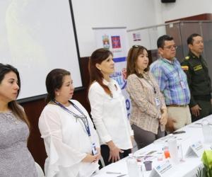 La tercera sesión del consejo de política social departamental se llevó a cabo el martes.