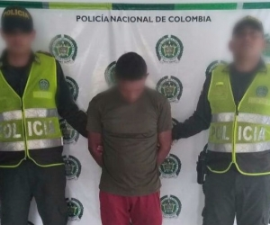 El capturado fue presentado ante la autoridad solicitante para la iniciación de las audiencias.