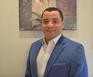 Alejandro García Puche, docente del Programa de Administración de Empresas