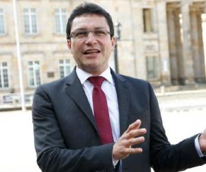 Carlos Caicedo, precandidato a la presidencia.