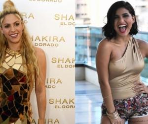 Shakira y Martina la Peligrosa entre las nominadas.