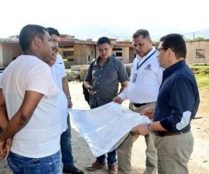 Las VIS hacen parte de las metas del alcalde Martínez en lo que resta de su administración.