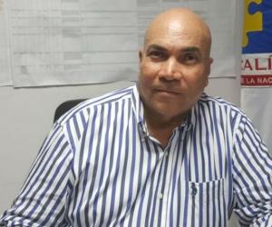 Vicente Guzmán, director de Fiscalías del Magdalena.