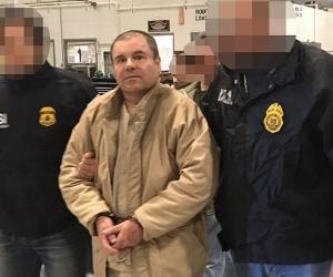 Joaquín 'El Chapo' Guzmán, en enero de 2017