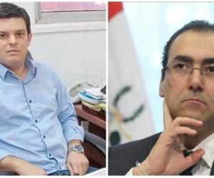 Alejandro Lyons y Sergio Díaz Granados.