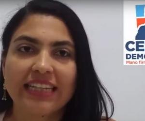 Liane Saumet, Candidata a la Cámara por El Magdalena.
