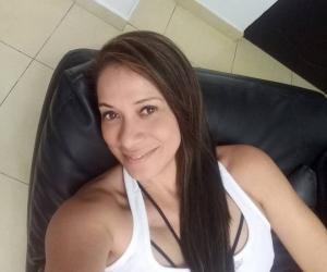 Lissette Dieppa, madre de Michael Ortega.