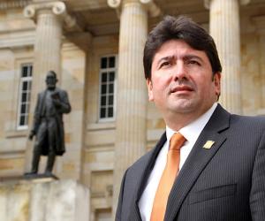 Fabián Castillo, representante a la Cámara por el Magdalena.