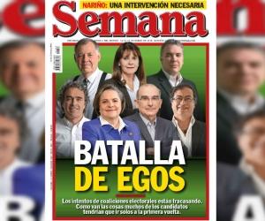 Esta es la portada de la Revista