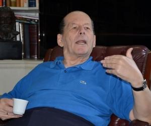 El senador Roberto Gerlein.