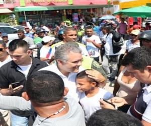Candidatos del Partido Democrático compartieron con los Cienagueros