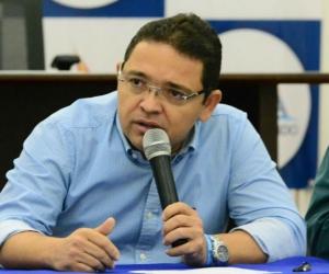 Rafael Alejandro Martínez, alcalde de Santa Marta.