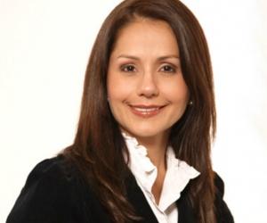 La columnista del El Espectador, Claudia Morales