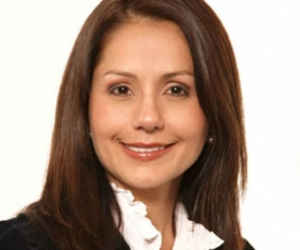 Claudia Morales.