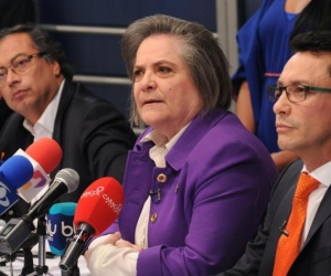 Se cae posible consulta entre Petro, López y Caicedo.