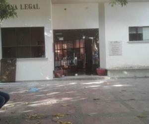 Medicina Legal.