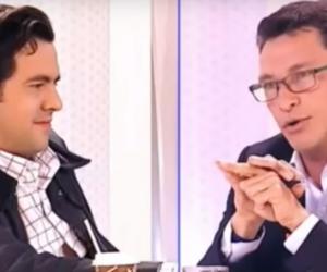 Rodrigo Lara y Carlos Caicedo.