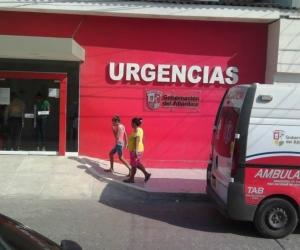 El sujeto murió en el Hospital Juan Domínguez Romero.