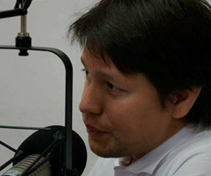 Rubén Jiménez, candidato a la Cámara de Representantes por el Magdalena