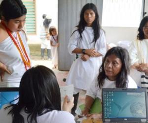 Jornadas de Identificación y Registro para los pueblos indígenas.