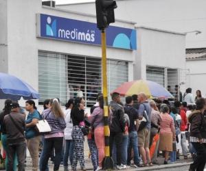 Los afiliados a Medimás seguirán cubiertos y recibiendo los servicios y atención en salud.
