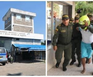 Arrieta fue trasladado a la cárcel de Valledupar.