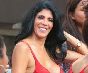 Liliana Campos, ´La Madame´