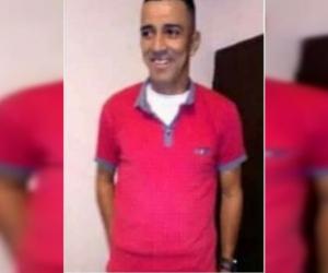 Ricardo Rueda Bermúdez, taxista asesinado.