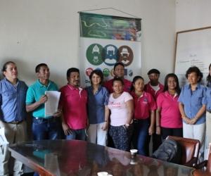 Los pescadores pertenecen a la Asociación Ecoturística de Taganga (Aecogag).